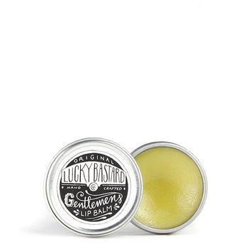 Lucky Bastard Gentlemens Lip Balm - The Tin