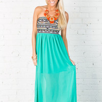 Nonchalant Maxi Dress
