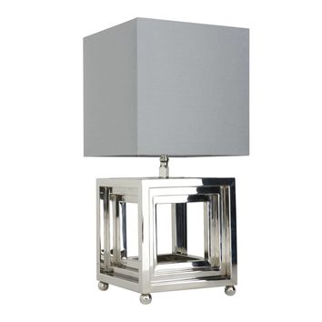 Grey Table Lamp | Eichholtz Bellagio