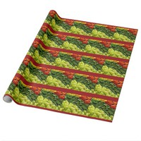 Chili Peppers Wrapping Paper