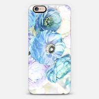 Whispered Blue iPhone 6s case by Lisa Argyropoulos | Casetify