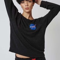 NASA Sweatshirt by Tee and Cake - Topshop