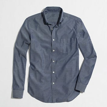 FACTORY LIGHTWEIGHT CHAMBRAY SHIRT