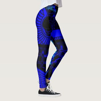 EAGLE BLUE WINGS LEGGINGS HAVIC ACD