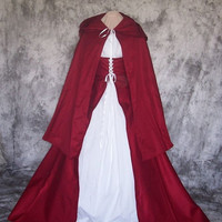 Little Red Riding Hood Adult Costume Complete by SpeedyCostumes