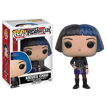 Scott Pilgrim vs. The World Knives Chau Pop! Vinyl Figure