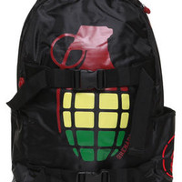 Bomb Backpack