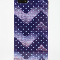 Urban Outfitters - UO Chevron iPhone 5 Case
