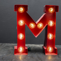 Lighted Marquee Letter Kit