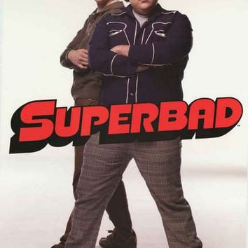 Superbad Movie Poster 22x34