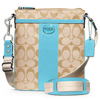 COACH LEGACY SIGNATURE SWINGPACK - Handbags & Accessories - Macy's