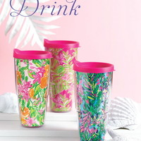 Lilly Pulitzer Insulated Tumbler in Hot Spot - Ryan's Daughters