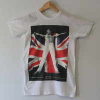 Queen Freddie Mercury Vintage T-Shirt Weasel Vintage Band Shirt