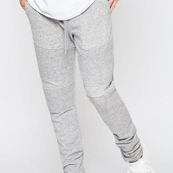 VONE05W PacSun Peszek French Terry Moto Jogger Pants