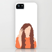 Demi Lovato iPhone & iPod Case by STATE OF GRACCE
