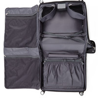 Helium Breeze 4.0 Spinner Trolley Garment Bag - DELSEY LUGGAGE.
