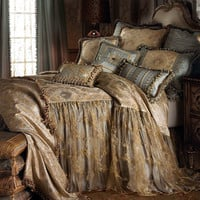 Sweet Dreams Crystal Palace Bed Linens