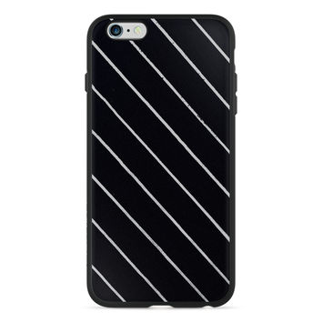 Thin White Stripe PlayProof Case for iPhone 6 / 6s