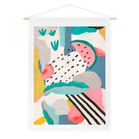 "Wall Hanging – Coast ""Fruits"" Medium 