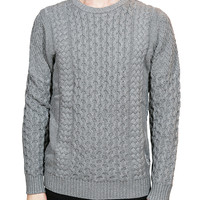 Atelier Knit - Grey Marle