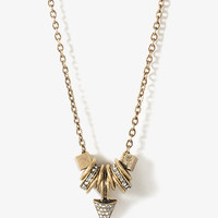 Geo Rings Necklace