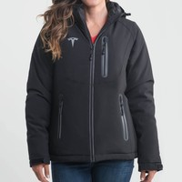 Tesla — Women's Soft Shell Jacket