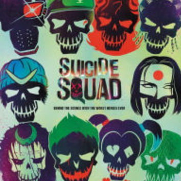 Suicide Squad: Behind the Scenes with the Worst Heroes Ever by Signe Bergstrom, Hardcover | Barnes & Noble
