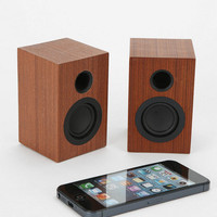 Urban Outfitters - Altaz Wireless Desk Speaker - Set Of 2