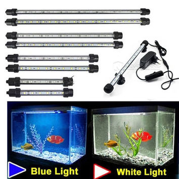Aquarium Fish Tank LED Light Blue/White