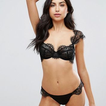 Bluebella Marina Lace Bra at asos.com