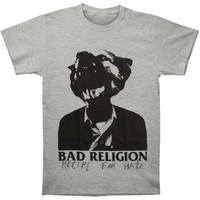 Bad Religion Men's  Recipe For Hate T-shirt Black