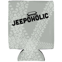 All Things Jeep - Jeepoholic Neoprene Koozie