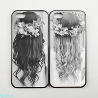 Every brunette need a blonde Best Friend Phone case,iPhone 5 case,iPhone 5C case,iPhone 5S case,iPhone 4 case,Samsung galaxy S3 S4 S5 case