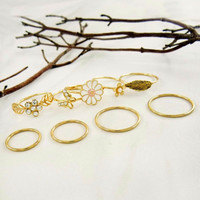 Delicate Stackable Rings