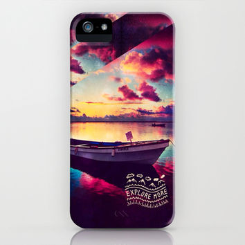 Explore More II - for iphone iPhone & iPod Case by Simone Morana Cyla