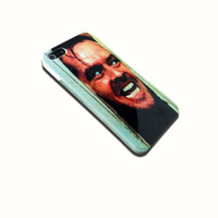 Here's Johnny! The Shining Design iPhone 4 4s, iPhone 5/5s, Iphone 5c Hard Case Cover