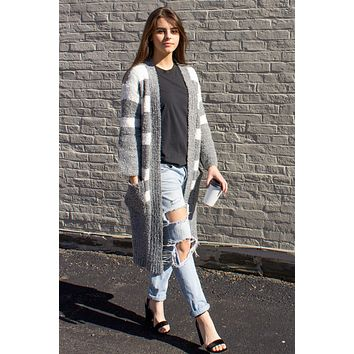 Satterlee Long Cardigan Sweater