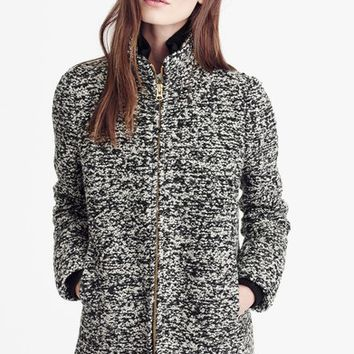 J.Crew Yulia Wool Blend Coat (Regular & Petite) | Nordstrom