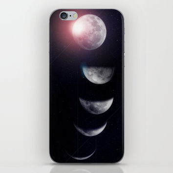 Moon (Variant) iPhone & iPod Skin by DuckyB (Brandi)