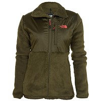 North Face Luxe Denali Jacket Womens Style : C653