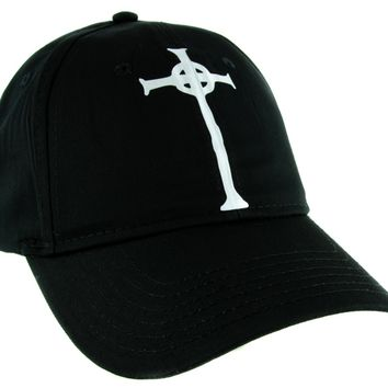 Vampire Hunter D Cross Tombstone Hat Baseball Cap Anime Alternative Clothing Snapback