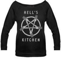 Women's Hells Kitchen Raglan