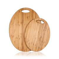 Oval Cutting Board (Set of 2)