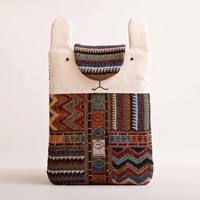 Tribal iPad mini Case, iPad mini sleeve, Tablet case, Bunny, Rabbit