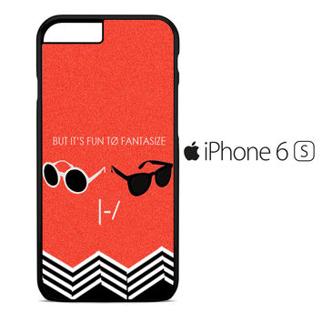 Twenty One Pilots Fun To Fatasize iPhone 6S Case