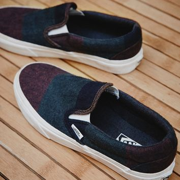 Free People Wool Slip On Sneaker