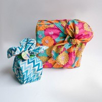 Wonderful Gift Wrap Eco Wrapping Cloth