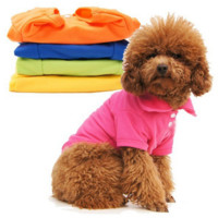 Casual Puppy Cat Pet Dog Clothes