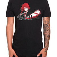 Black Butler Grell Sutcliff T-Shirt | Hot Topic