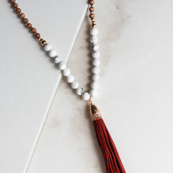 Red Rock Canyon Necklace